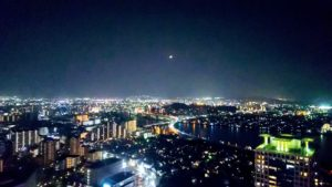 福岡の夜景の写真